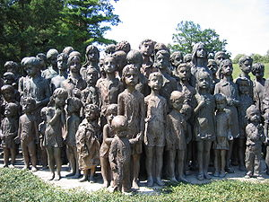 Lidice children